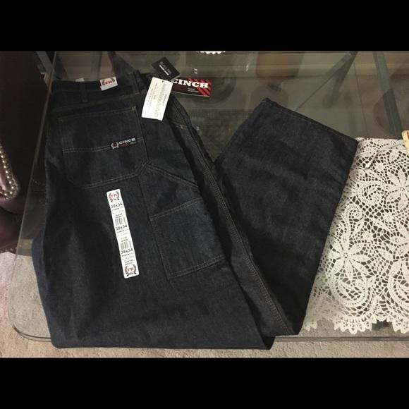 35d7c6dc8931 Cinch blue label carpenter WRX FR jeans Jeans